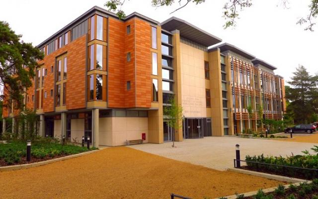 Dickson Poon University of Oxford China Centre Building