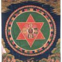 Vajravarahi Mandala. Credit: Wikimedia Commons