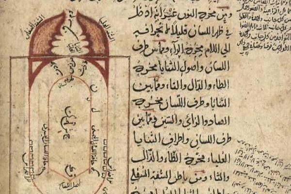 Al-Sakkaki, Yusuf ibn Abi Bakr ibn Muhammad, Miftah al-'ulum [The Key to the Sciences] St John's College, MS 122