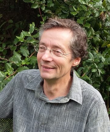 Photograph of Professor Edmund Herzig