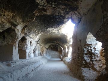 Inside Haibak.
