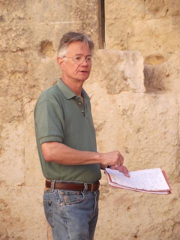 Photograph of Professor Mark Smith
