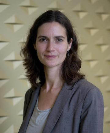Photograph of Dr Katja Triplett