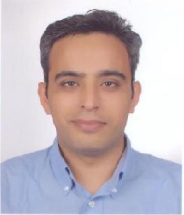 Photograph of Dr Ali Al Manaser