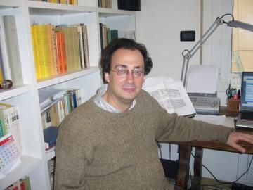 Photograph of Stefano Zacchetti