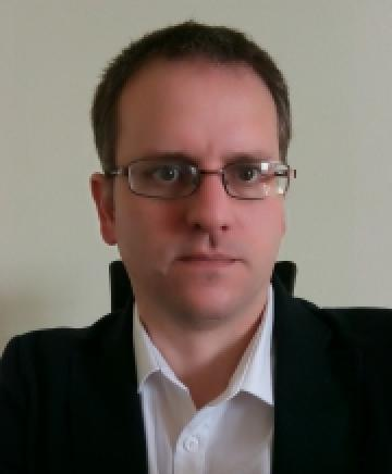 Photograph of Dr Thomas Garcin