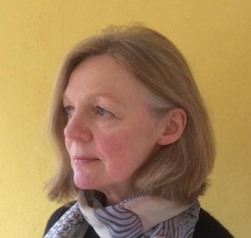 Photograph of Shelagh Vainker