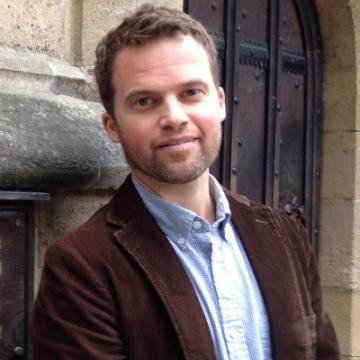 Photograph of Matthew Erie