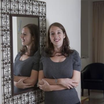Photograph of Sara Hirschhorn