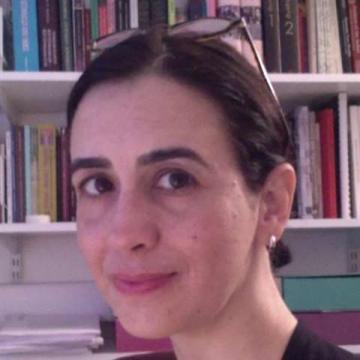 Photograph of Zeynep Yurekli-Gorkay