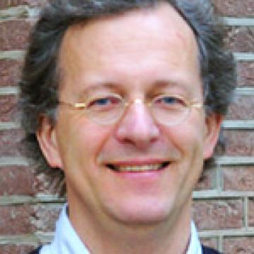 Photograph of Barend ter Haar
