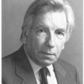 Photograph of Sir Fergus Millar