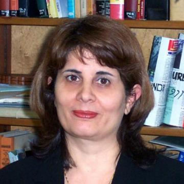 Photograph of Otared Haidar