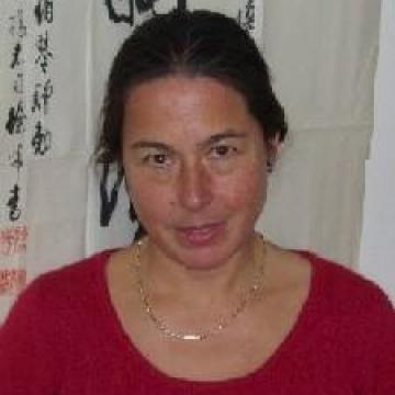 Photograph of Elisabeth Hsu