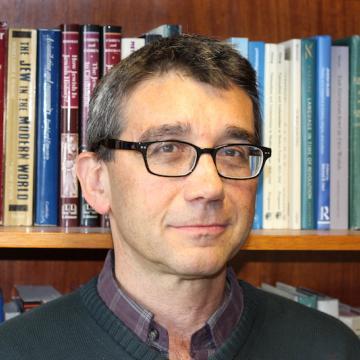 Photograph of David Rechter