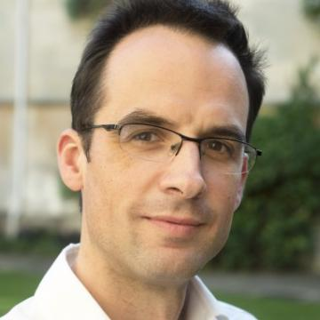 Photograph of Nicolai Sinai