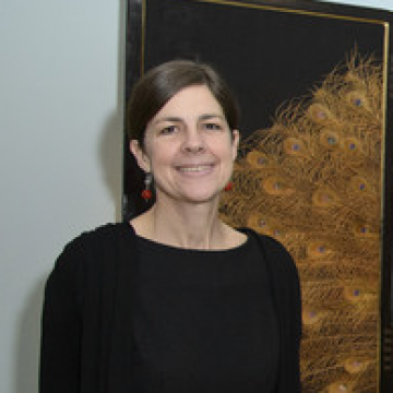 Photograph of Clare Pollard