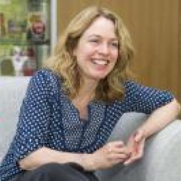 Photograph of Rachel Murphy