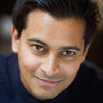 Photograph of Rana Mitter