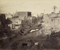 1862 Damascus's Christian Quarter